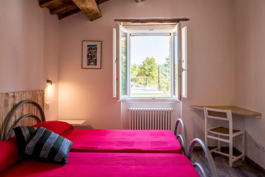 camera letto doppia al 1 piano