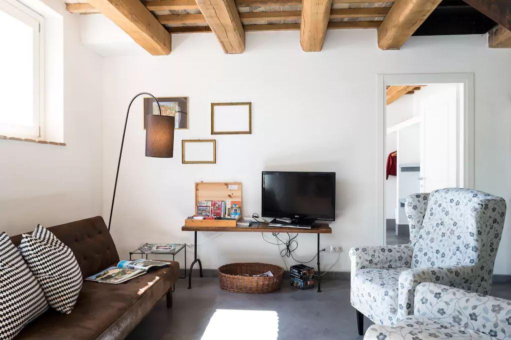 living room / soggiorno1